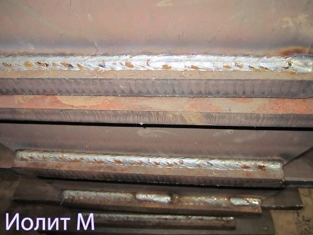 Технология резки металла. Закладные детали