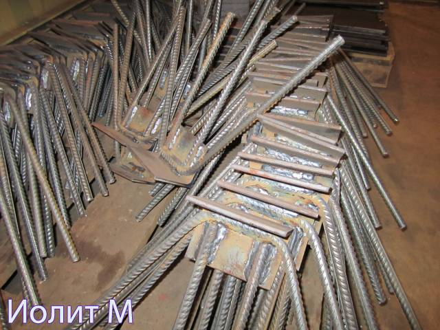 Резка металла. Закладные детали в СПб